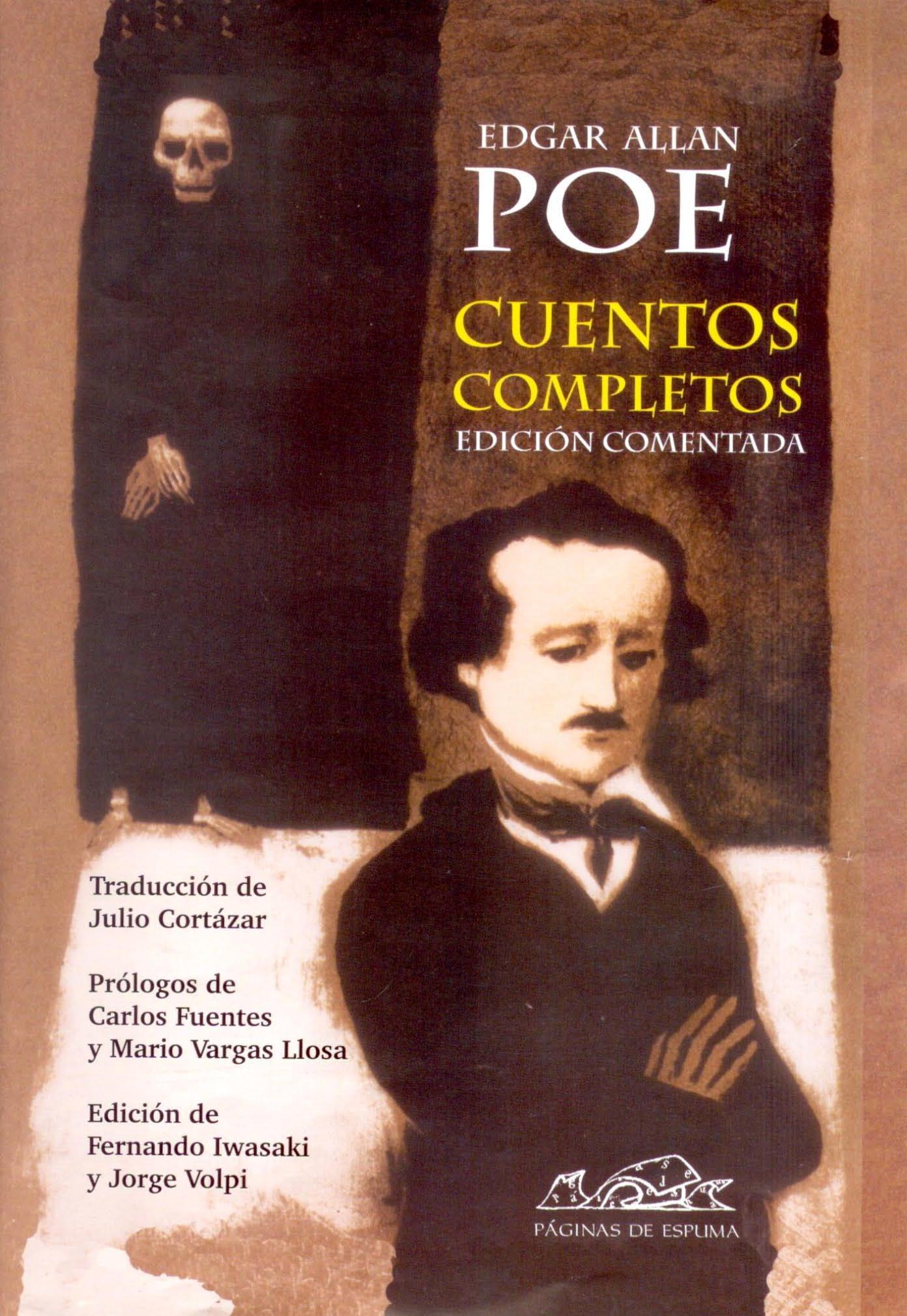 Cuentos-Completos-de-Edgar-Allan-Poe-book-tag-halloween-nominaciones-interesantes-literatura-libros-personajes-opinion-blogs-blogger